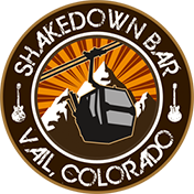Shakedown bar Vail Colorado